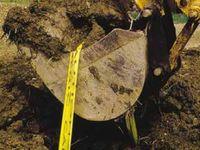 Grävmarkeringsband