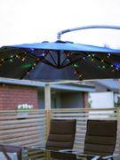 LED System 24 Ljusslinga Parasoll Multi färg