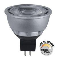 Dimbar MR16 LED COB Dim to Warm 5,0W 290lm GU5,3