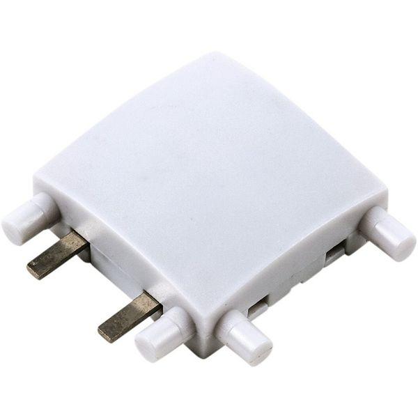 L-koppling vänster till Mecano dimbar LED-list