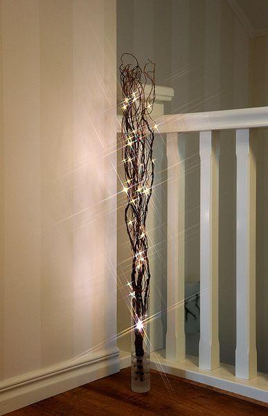 Willow LED dekorationskvist