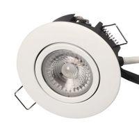 Scan Products LED Downlight Luna LP 4000K 230V 6,2W Matt Vit