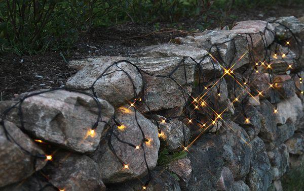 LED System 24 Ljusslinga Istappar 3x0,4 m