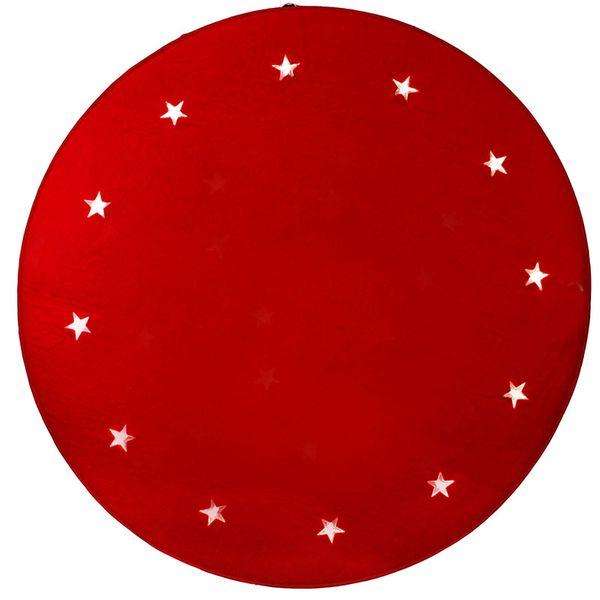 Granmatta Röd 100cm 12LED