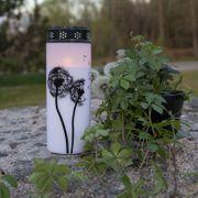Minnesljus Dandelion 21cm