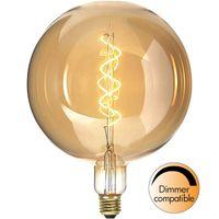 Dimbar Dekorationslampa Ø200 Industrial Vintage LED 2,8W 130lm E27