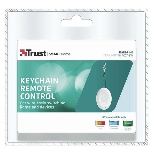 Trust Fjärrkontroll för nyckelring ACCT-510