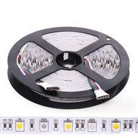 LED Strip 24V 12W/m RGB + Varmvit