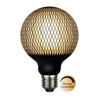 Dimbar LED Graphic G95 Diamond 4,0W 180lm E27