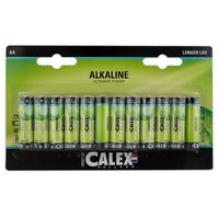 Batteri Calex AA LR6 12-p