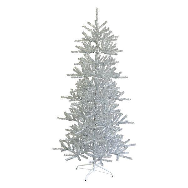 Julgran Sparkle Silver