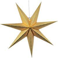 Julstjärna Dot Guld 1m