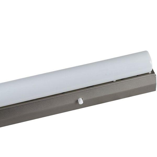 Sockel S14s för opalrör 50 cm med 2 socklar vit