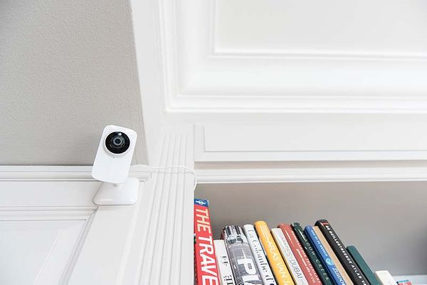 Trust Zigbee WiFi IP Kamera IPCAM-2000