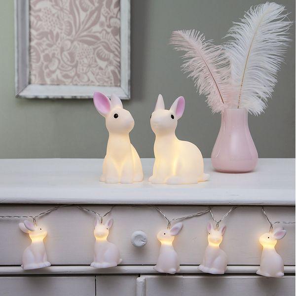 POLLY Ljusslinga Kaniner