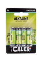 Batteri Calex AA LR6 4-p