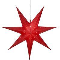 Julstjärna Alice Röd 60cm