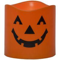 Halloween Blockljus 15cm