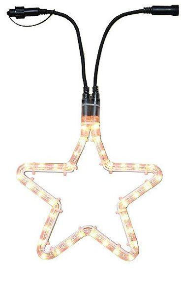 System Expo Ljusslang Ropelight Stjärna Ø28 cm