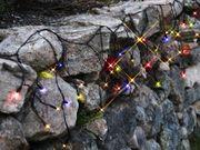 LED System 24 Ljusslinga Istappar 3x0,4 m Multifärg