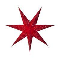 Julstjärna Sensy Röd 70cm