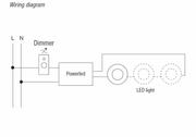 LED Driver från Relco PowerLED Dim 700 RN1407