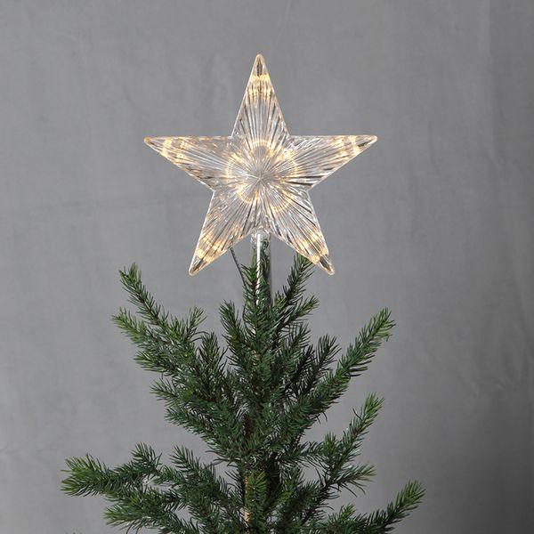 Julgransstjärna Topsy Klar