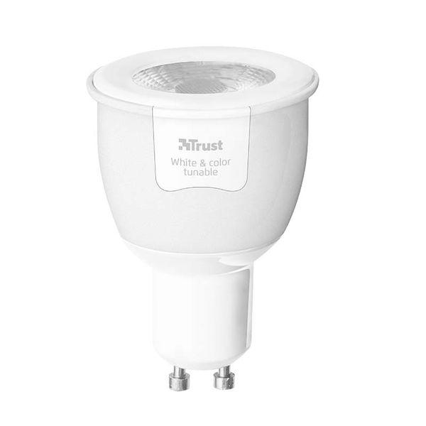 Trust ZigBee LED Spot 6W 350lm GU10 RGB+Vit
