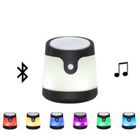 LED-Lampa RGB Sound & Light Voice