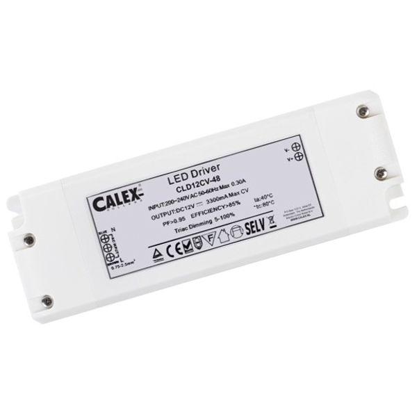 Dimbar LED Driver 12V DC 48W Calex
