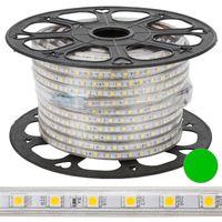 LED Strip 230V Grön