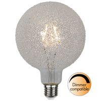Dimbar Globlampa Ø125 Isdroppar LED 1,0W 65lm E27