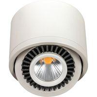 Utanpåliggande takspot LED 7W Vit