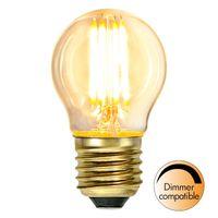 Dimbar Klotlampa Soft Glow LED 4,0W 350lm E27