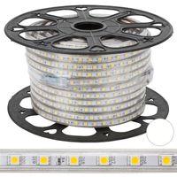 LED Strip 230V Kallvit