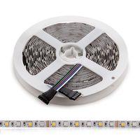 LED Strip 12V 14,4W/m RGB + Varmvit