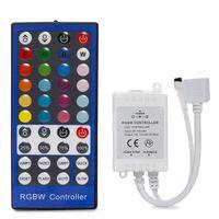 Fjärrkontroll LED Strip RGB+ Vit