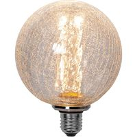 Globlampa Ø125 New Generation Krackelerad LED 1,0W 50lm E27