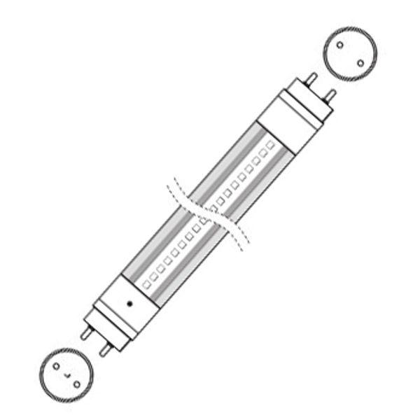 Osram LED Lysrör SubstiTUBE Advanced T8 UN