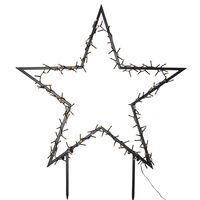 Utomhusdekoration Spiky Stjärna 90cm