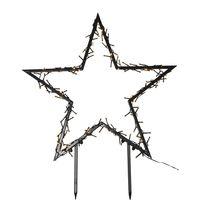 Utomhusdekoration Spiky Stjärna 73cm