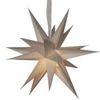 Julstjärna Flinga Guld