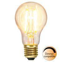 Dimbar Normallampa Soft Glow LED 6,0W 720lm E27