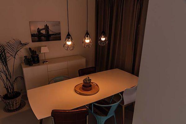 Trust ZigBee Normallampa LED 9W 806lm E27 2200ºK