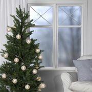 Ljusslinga Jolly Glitter Light Silver