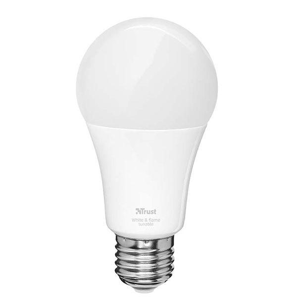 Trust ZigBee Normallampa LED 9W 806lm E27 2200ºK-6500ºK