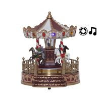 Juldekoration Panorama Kidsville Melodi/Rörelse