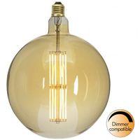 Dimbar Dekorationslampa Ø200 Industrial Vintage LED 10,0W 650lm E27