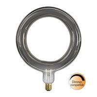 Dimbar Dekorationslampa Rada Titanium LED 6W 120lm E27