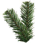 Julgran Konstgran Quebec Grön 210 cm